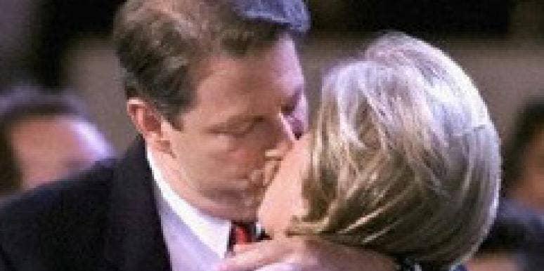 Al Gore Tipper Separate