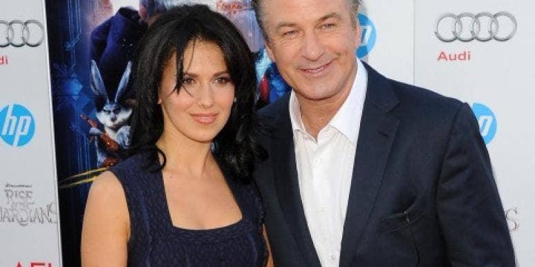 Alec & Hilaria Baldwin
