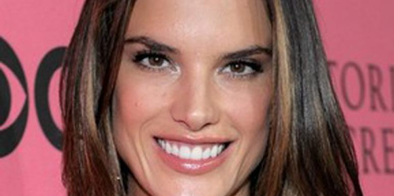 Model Alessandra Ambrosio Is Pregnant With Her Second Child