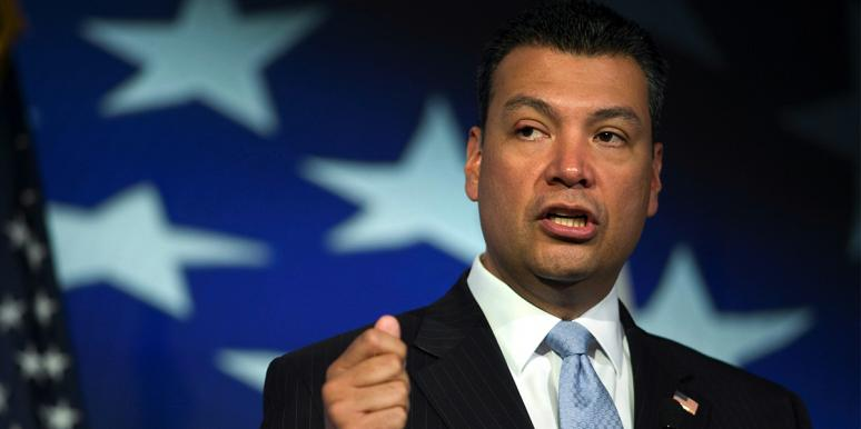 Alex Padilla's Wife: Who Is Angela Padilla?