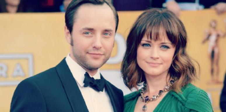 Alexis Bledel and her husband