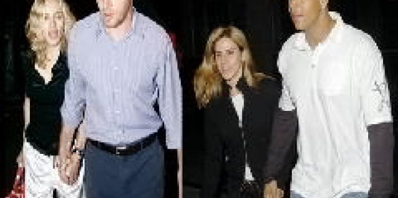 Madonna and Guy Divorcing, Madge Rekindles A-Rod