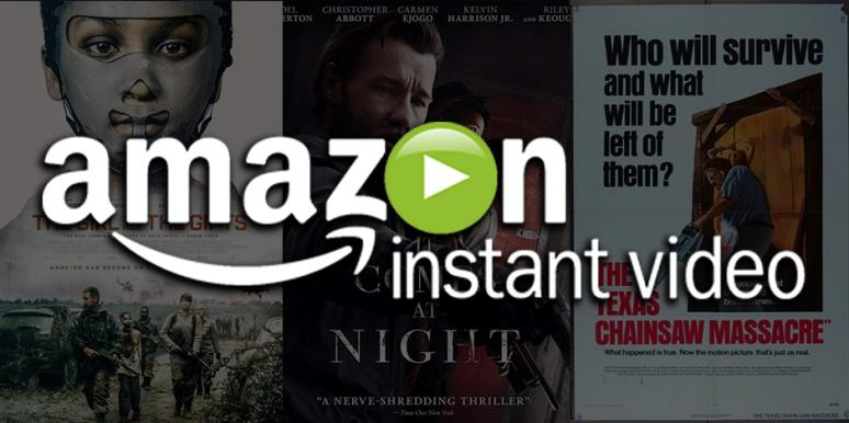 Best Horror Movies To Watch Amazon Instant Video