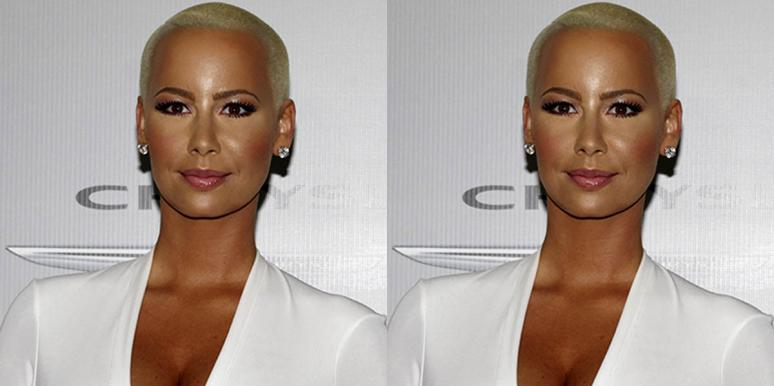Who Is AE? Why Fans Think Amber Rose Secretly Married Music Executive Alexander Edwards, Her Boyfriend Of 2 Years