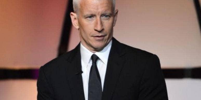 Anderson Cooper rebounding