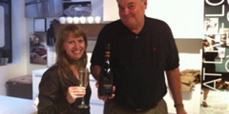 Andrea Miller and David Brown