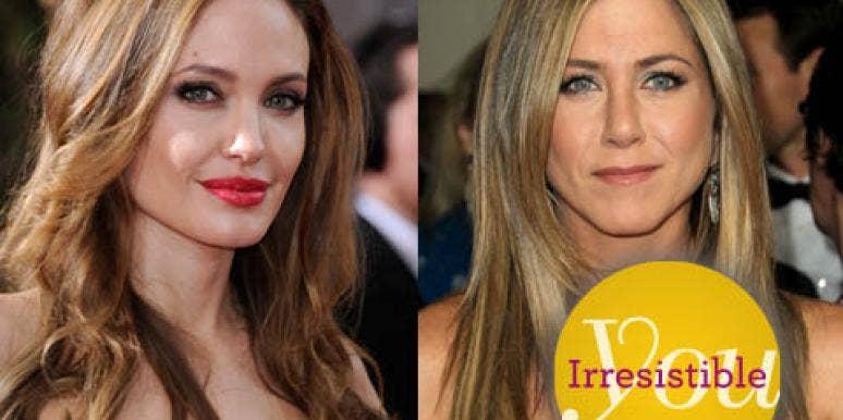 Angelina Jolie vs. Jennifer Aniston