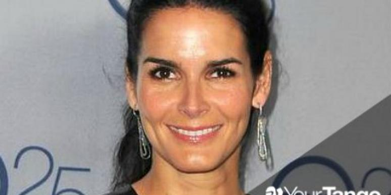 Exclusive! Angie Harmon: 'Marriage Is A Lot Of Work, Really'