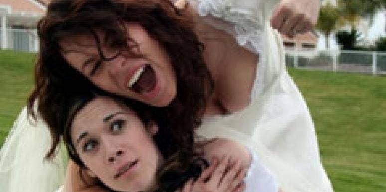 bridezilla marriage