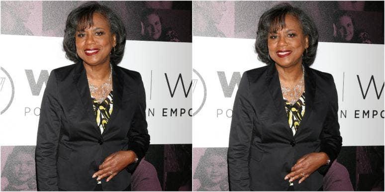 Anita Hill at the Power Women Summit, Nov. 2, 2018