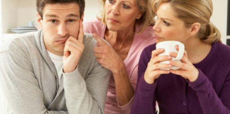 Mom Trying To Sabotage Your Relationship? 3 Steps To Take