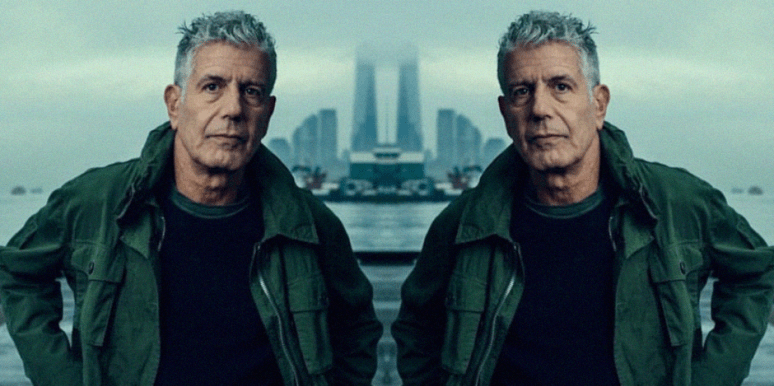 Who is Anthony Bourdain's first wife