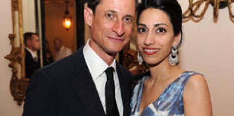 Weiner and Abedin