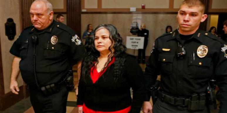 Mom who killed 'possessed' daughter with crucifix found guilty