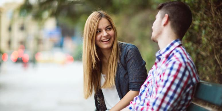 How To Get A Guy To Like You & 7 Conversation Starters To Help You Make The First Move