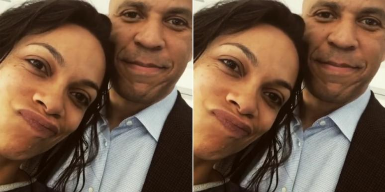 Are Cory Booker And Rosario Dawson Getting Married?