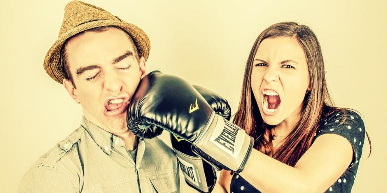marriage married spouse fighting