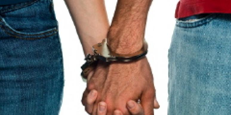 arrested couple