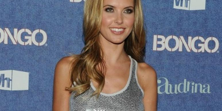 Audrina Patridge On How Leaving Reality TV Saved Her Love Life