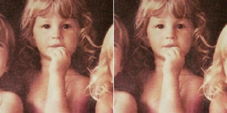 Guess Which Supermodel This Adorable Child Turned Into!