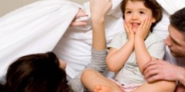 Don't let baby talk hijack pillow talk