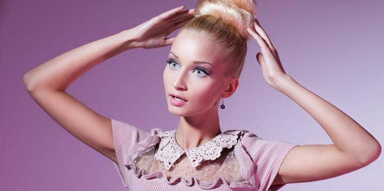 Meet The Human Barbie Who *Swears* She Hasn't Had Plastic Surgery