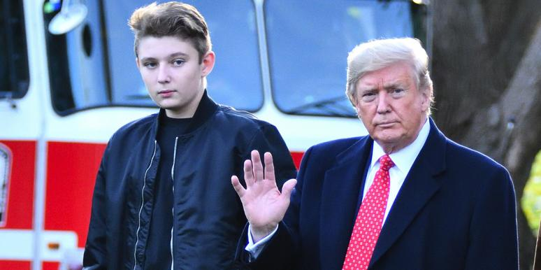 How Tall Is Barron Trump? Facts About Donald Trump's Youngest Son