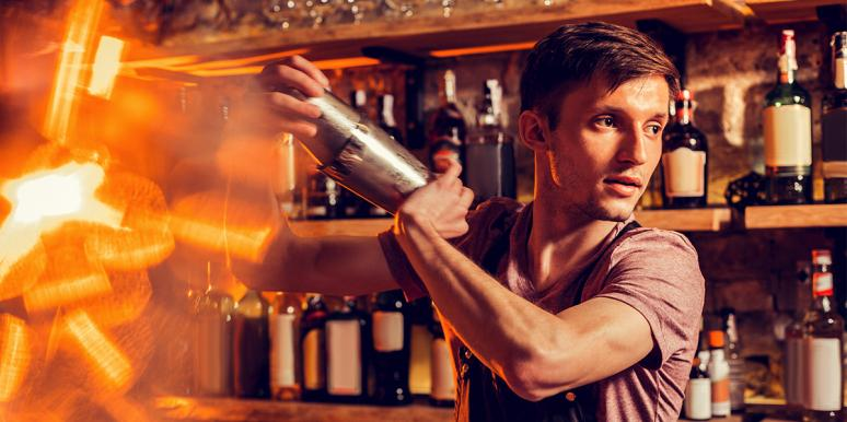 Why I Rejected a Lucrative Job Offer to Become a Part-Time Bartender