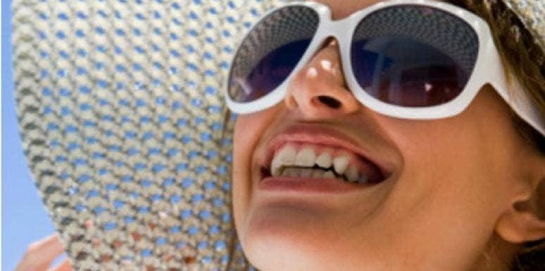 sunglasses woman