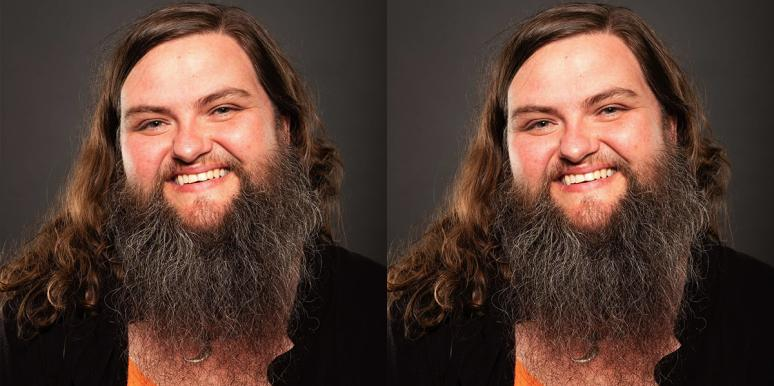 This Lady Stopped Shaving Her Beard And She's Never Looked Better