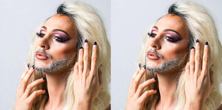 Yes, I'm A Bearded Lady — But I'm Not 'Grateful' For Your Attention