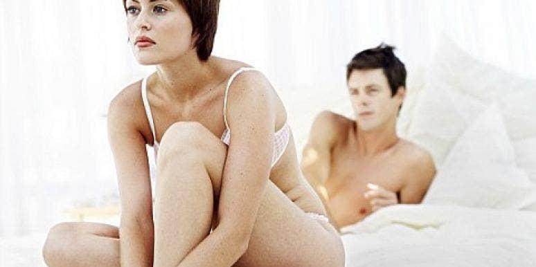What do not do when sex gets weird