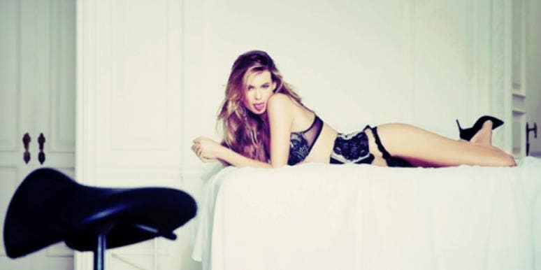 lingerie girl