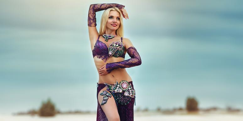 How Belly Dancing Kicked My Depression —​ And Saved My Life