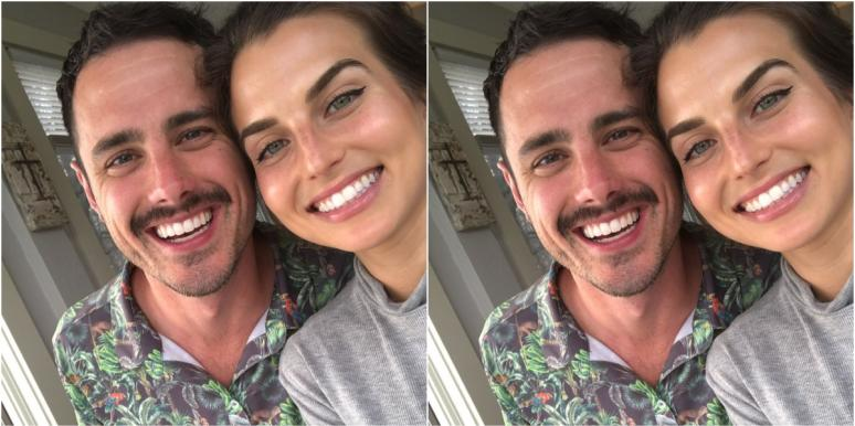 The Photo That Made Ben Higgins Slide Into Now-Fiancée Jessica Clarke's DMs