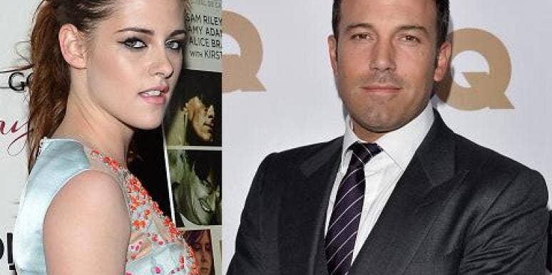 Kristen Stewart & Ben Affleck