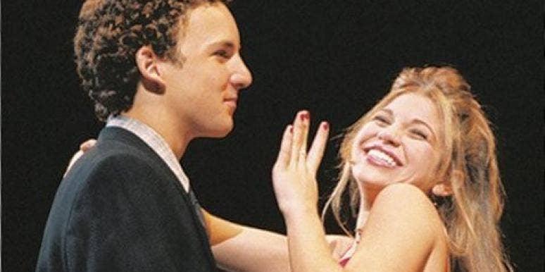 'Girl Meets World': Cory & Topanga