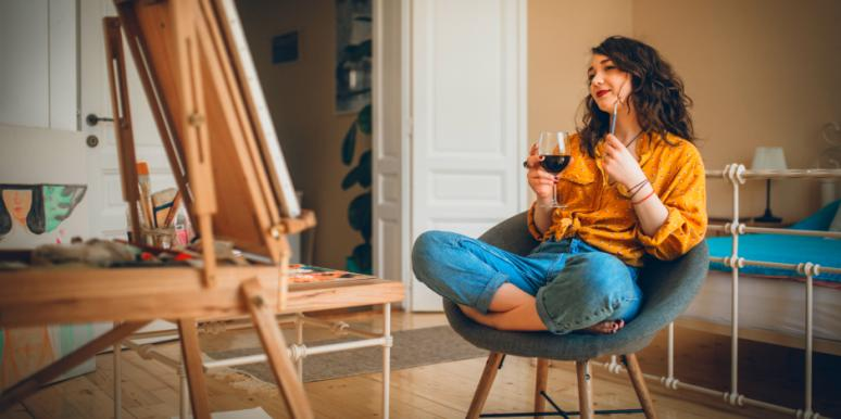 10 Best Arts & Crafts To Do When You're Stressed Out (And Need A Break)