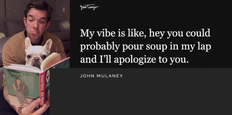 john mulaney quote