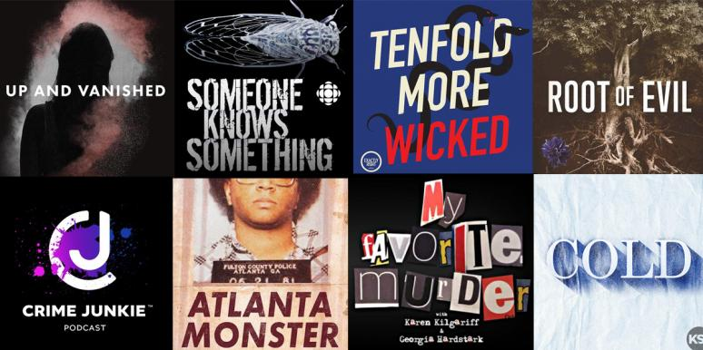 30 Best True Crime Podcasts Of All Time: Old + New In 2021
