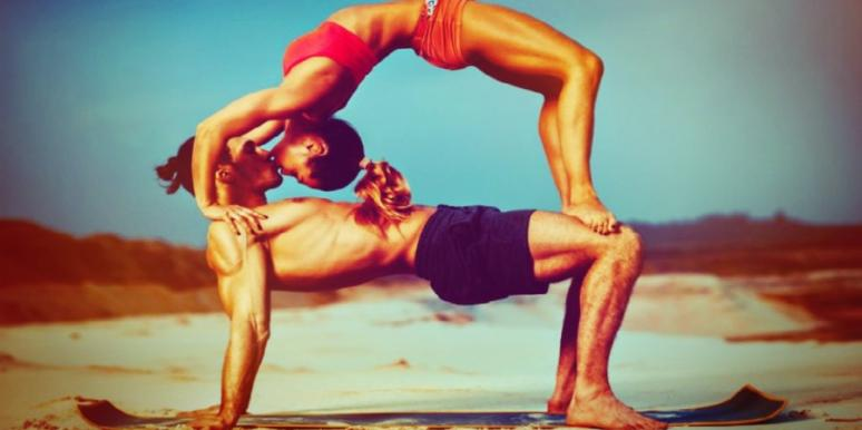 10 Best Sex Positions To Try Based On Sexy Hot Yoga Poses