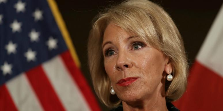 who is Betsy DeVos' husband