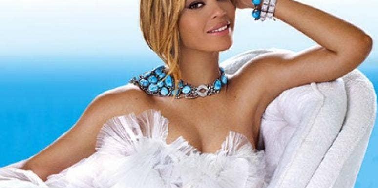 Beyonce People magazine
