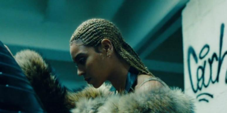 What becky with good hair beyonces lemonade means
