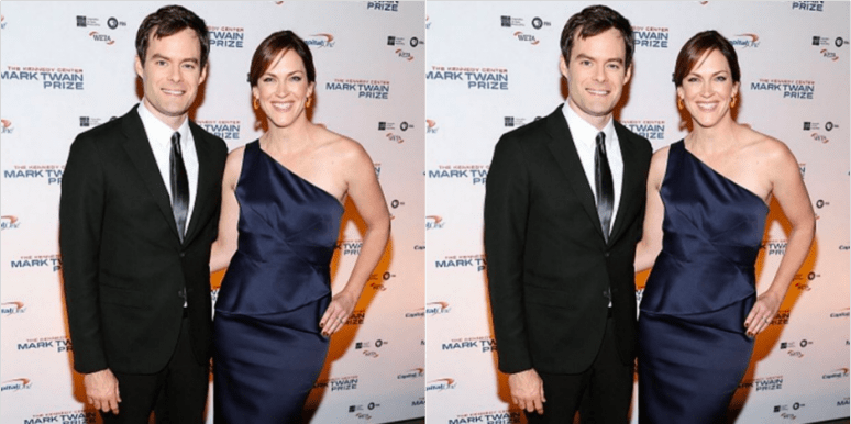 who is Bill Hader's ex-wife