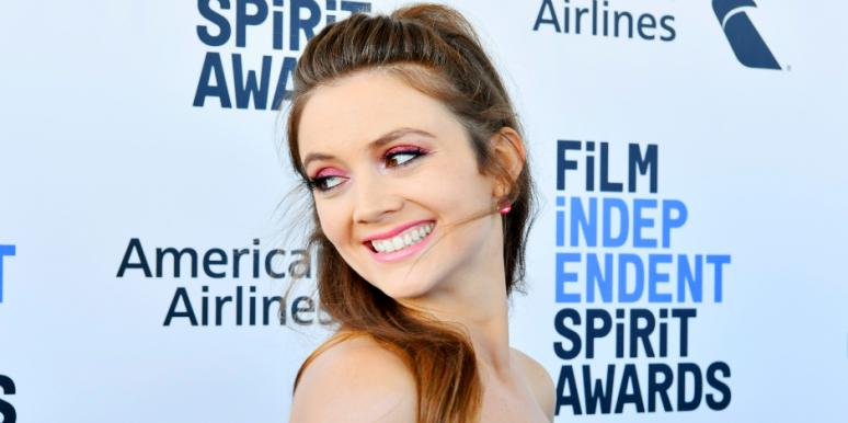 Who Is Billie Lourd's Fiancé, Austen Rydell?
