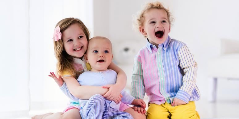 How Birth Order Affects Your Kids' Personalities