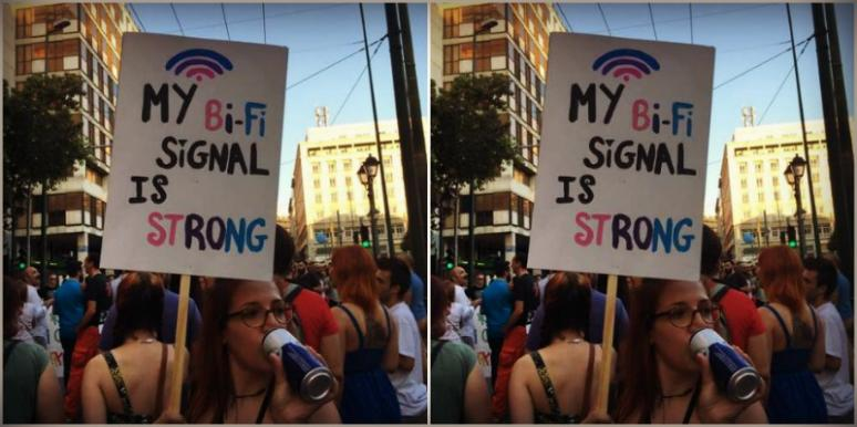 LGBT struggle