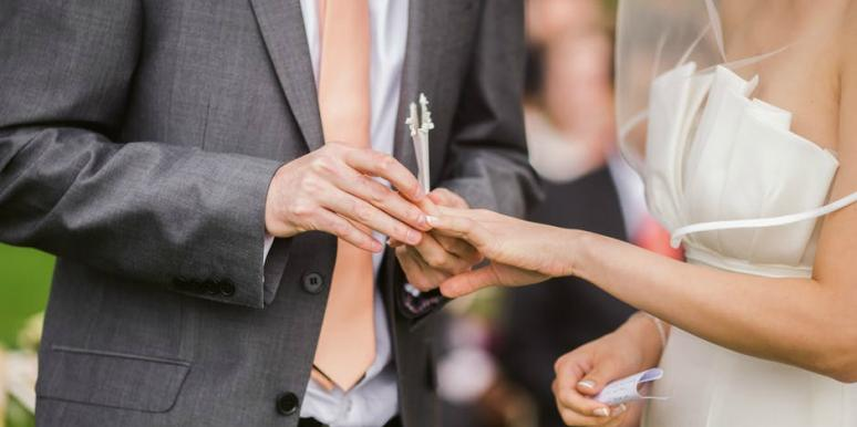 Stunning Black Engagement Rings