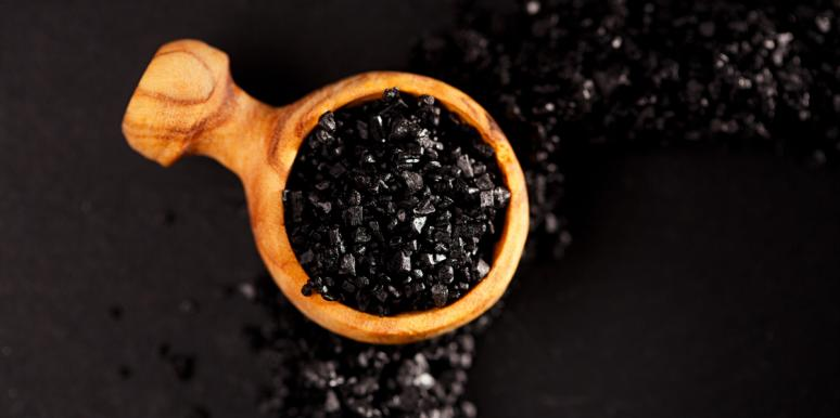 How To Make Black Salt For Protection